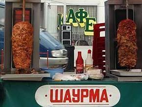 В Днепропетровске две женщины сгорели в киоске с шаурмой