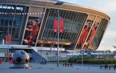 Шахтер опровергает информацию об обстреле Донбасс Арены