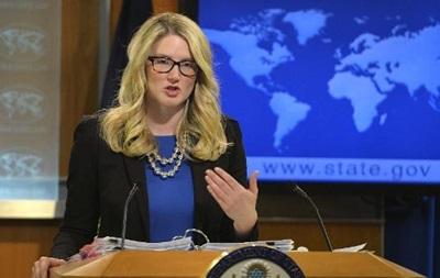 США не видят необходимости участия Совбеза ООН в обеспечении гуманитарного перемирия в Украине