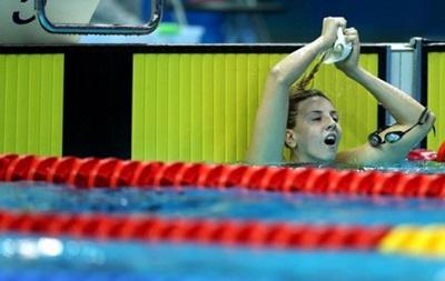 Пловчиха из Украины стала мультимедалисткой Юношеской Олимпиады