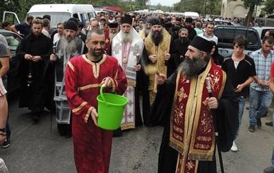 Грузинский монах назвал оползень расплатой за Kazaнтип