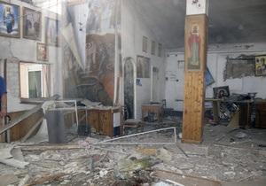 Суд перенес рассмотрение дела по взрыву в церкви в Запорожье из-за  технической накладки