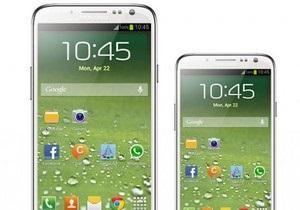 Samsung официально представил Galaxy S4 mini
