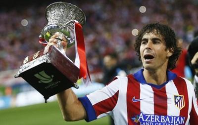 Мадридский Атлетико выиграл Cуперкубок Испании