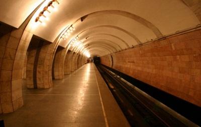 В Киеве  заминировали  станцию метро Лыбедская и два торговых центра