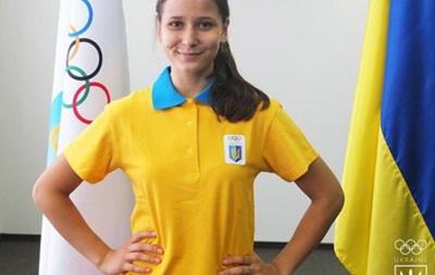 Украинская прыгунья завоевала золото  на Юношеской Олимпиаде