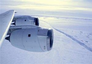 В Антарктиде обнаружены обломки пропавшего самолета с канадцами