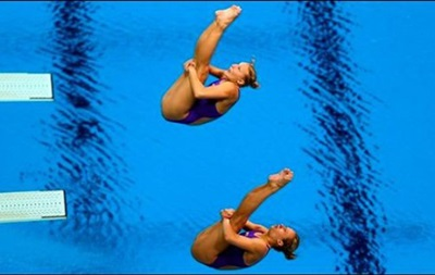 Прыжки в воду: Украинки выиграли медаль на чемпионате Европы