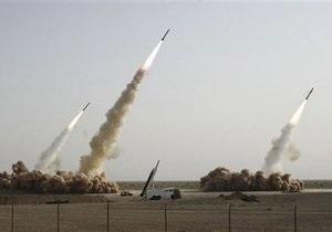 Иран испытал ракету среднего радиуса действия