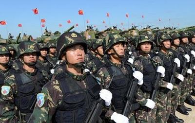 В Китае начались международные военные учения Мирная миссия-2014