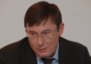 Луценко снова взял отпуск и отправился в регионы с агитацией