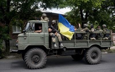 Силы АТО уничтожили огневые точки и 50 сепаратистов в Иловайске