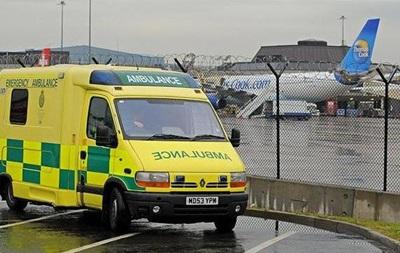 В Великобританию доставили первого британца с лихорадкой Эбола