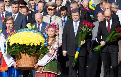 Итоги 24 августа: военные парады в честь Дня Независимости Украины, колонна пленных военных в Донецке