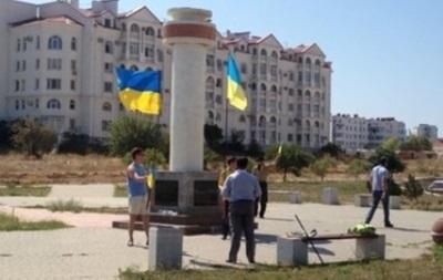 В Севастополе задержали организатора митинга ко Дню Независимости