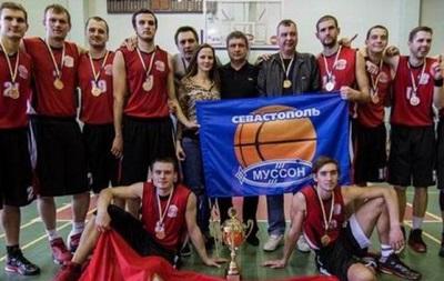 В чемпионате России по баскетболу сыграют две крымские команды