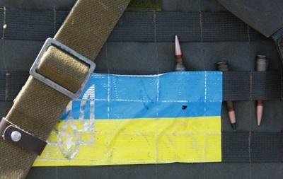 За сутки в зоне АТО погибли четверо военных, еще 31 ранен