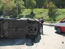 В Крыму в ДТП пострадали пятеро россиян