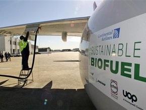 В США провели пробный полет самолета на биотопливе из водорослей
