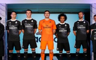 Реал показал свою черную форму с драконами
