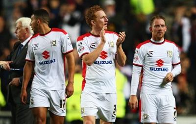 Манчестер разгромлен в Кубке английской Лиги скромным МК Донс