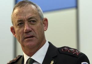 Израильский генерал: Иран  не решится  на ядерную бомбу