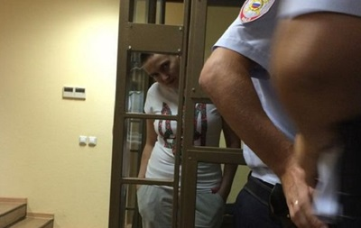 Суд в Воронеже объявил перерыв, Савченко возмущена материалами следствия – адвокат