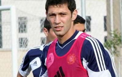 Официально: Донецкий Металлург усилился игроком сборной Армении