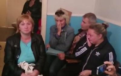 Родственники задержанных российских десантников обратились к Путину