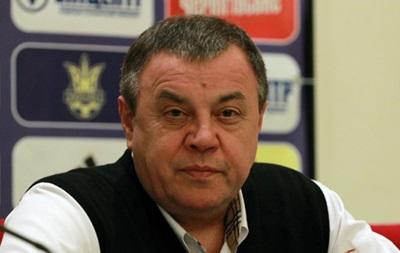 Представитель ФФУ: Для сборной Украины принципиально, чтобы спарринг состоялся в Киеве