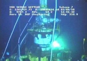 Аварийную скважину в Мексиканском заливе заглушат навсегда