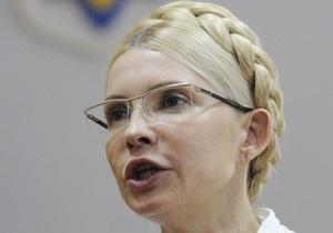 Суд не разрешил Тимошенко сдать кровь личному врачу