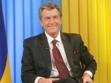 Ющенко открыл улицу Украины в Лиссабоне