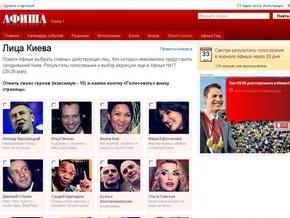 Афиша просит читателей выбрать Лица Киева