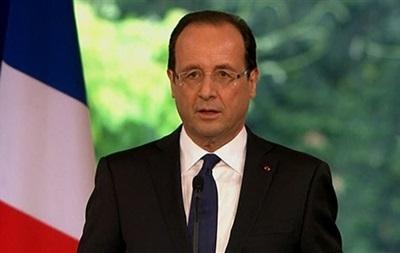 Олланд предупредил о возможности усиления санкций против России