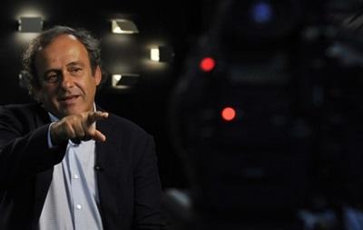 Платини решил не баллотироваться на выборах президента FIFA