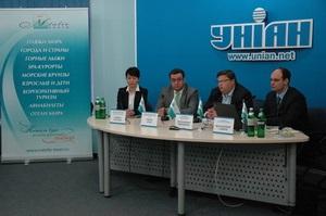 Натали Турс  открывает украинцам ОАЭ