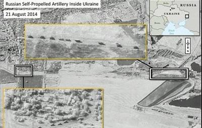 НАТО опубликовало фотодоказательства присутствия российских войск в Украине