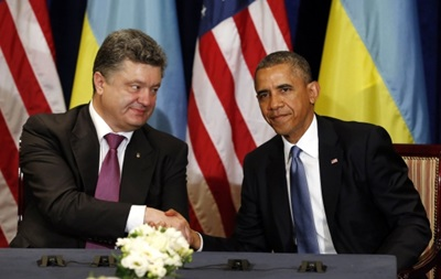 Порошенко и Обама встретятся 18 сентября в Белом доме
