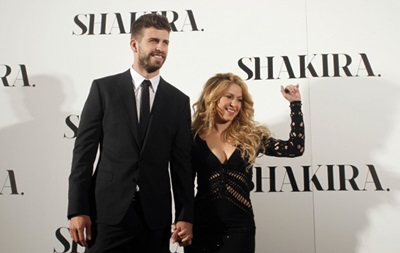 Шакира и Пике ожидают появления на свет второго ребенка