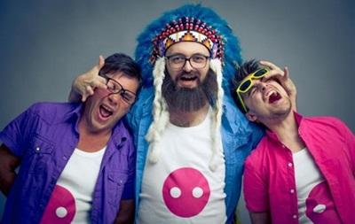В Киеве состоится концерт комедийного трио DZIDZIO