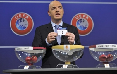 Жеребьевка Лиги Европы: Динамо и Металлист - в первой корзине, Днепр - во второй