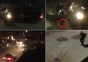 Царнаев - Теракт в Бостоне - Очевидец опубликовал фото перестрелки и задержания братьев Царнаевых