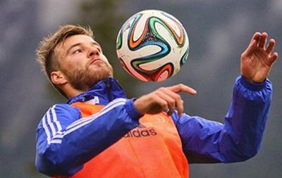 Ярмоленко: В Лиге Европы хотелось сыграть с Интером или Эвертоном