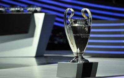 UEFA хочет изменить систему посева в Лиге чемпионов