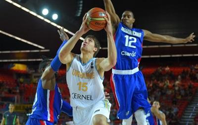 Сборная Украины по баскетболу добывает историческую победу на ЧМ (видео)