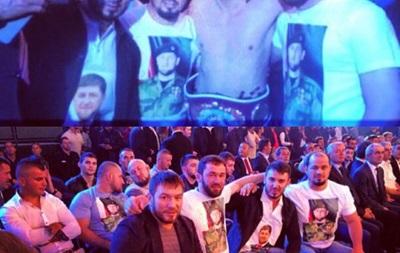 Рамзан Кадыров порадовался победе  дорогого друга и брата  немца Марко Хука