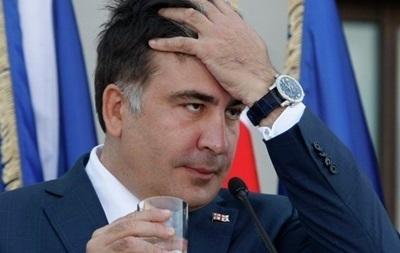 Грузия начала процедуру объявления Саакашвили в международный розыск