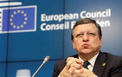 Баррозу посетит Украину 11-12 сентября