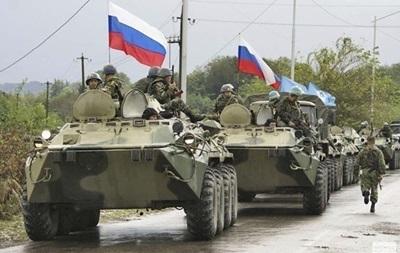На Донбассе действуют четыре тактические группы российской армии...